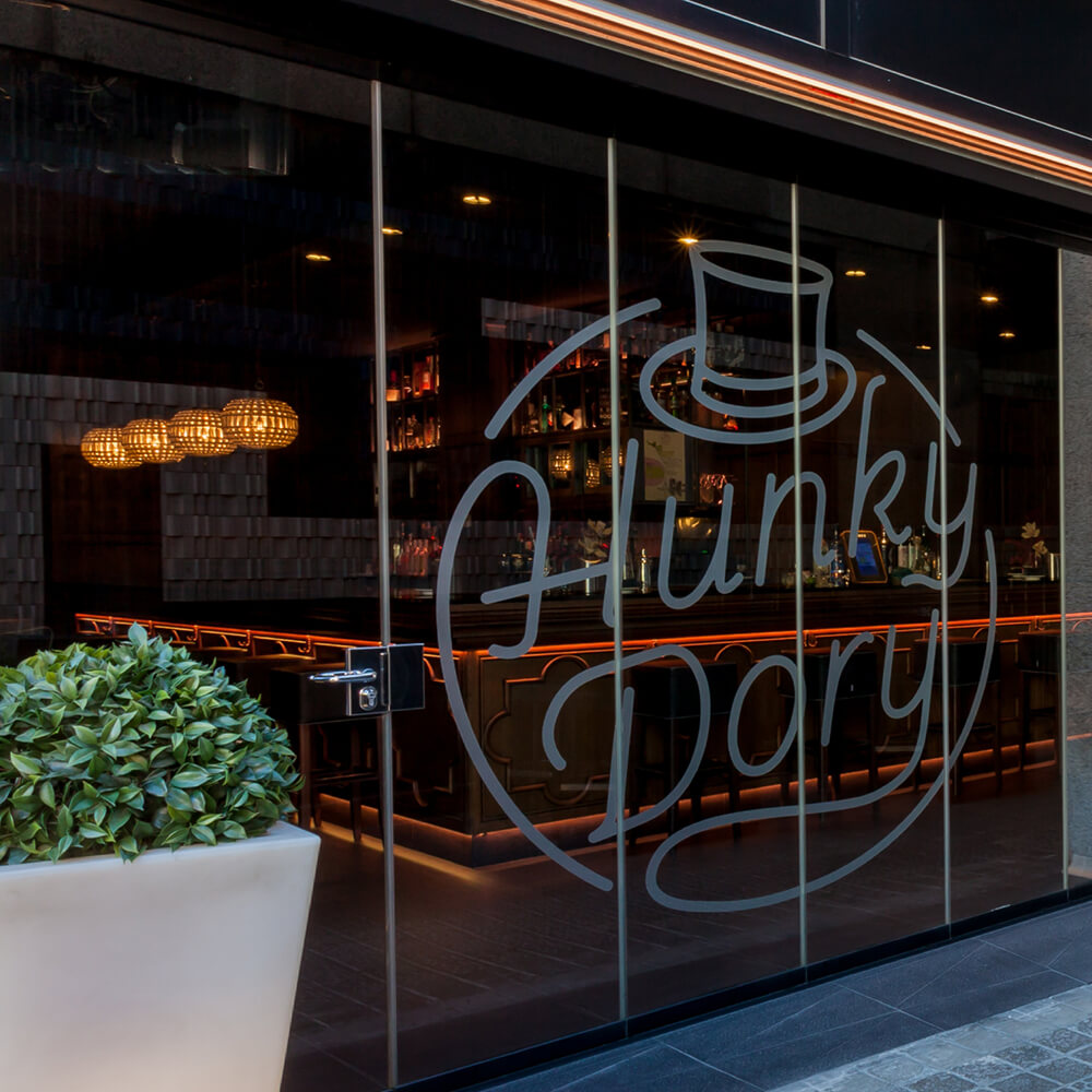 HUNKY DORY es una FUSION de Cócteles con Picoteo en Bilbao - Hunky Dory Bilbao