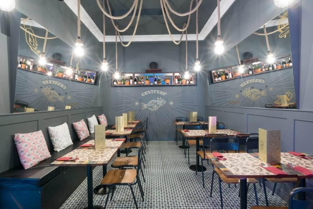 Cevitxef - La cevichería del norte en Bilbao ¡Otro rollito! - Restaurante Cevitxef Bilbao