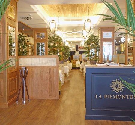 La Piemontesa - Cocina Internacional Bilbao