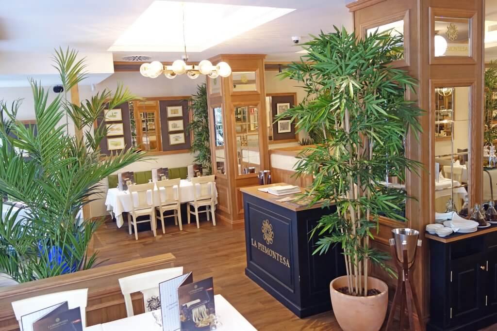 La Piemontesa, The best Italian kitchen in the center of Bilbao