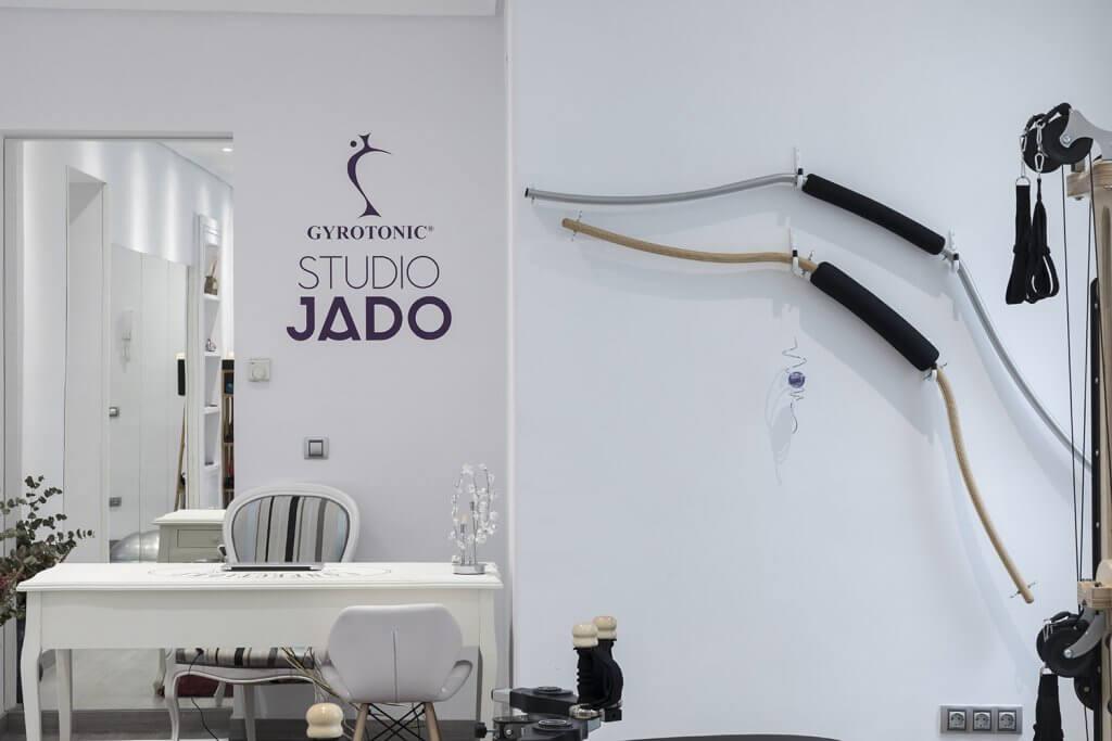 Gyrotonic Studio Jado Bilbao - Gyrotonic, Gyrokinesis y Stott Pilates - Gyrotonic Studio Jado Bilbao