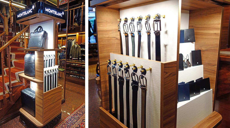 Montblanc en la tienda Gerardo de Bilbao