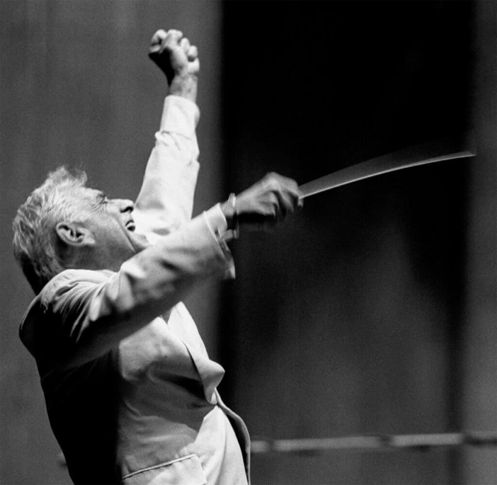 "Leonard Bernstein: la pasión por comunicar"" impartido por Mariano Jiménez en Konpartitu, Bilbao."
