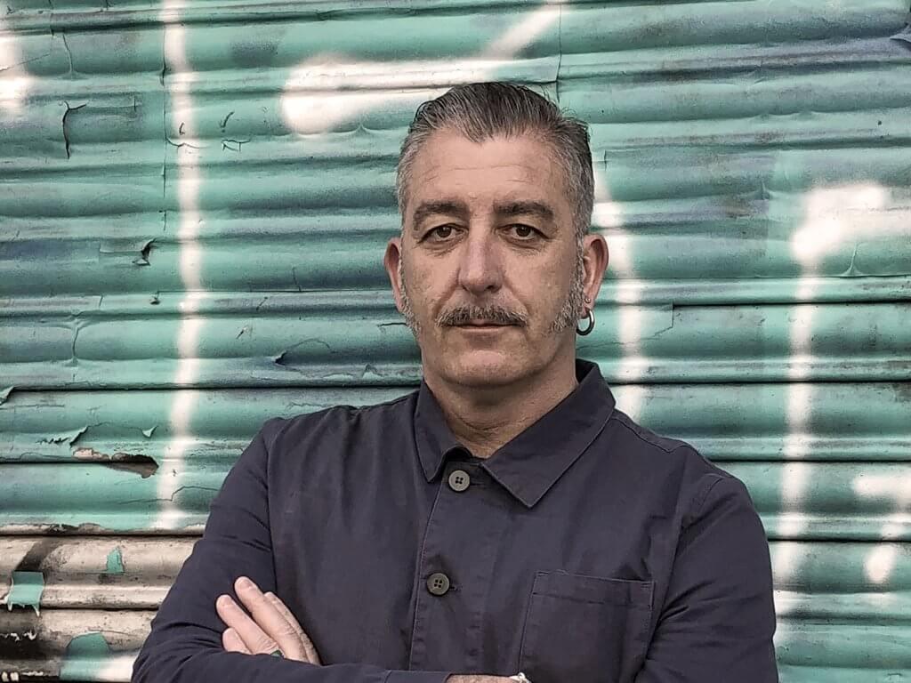 """Presentación del libro """"Manual del guionista de televisión"""" de Fernando Eiras, en Konpartitu, Bilbao."""