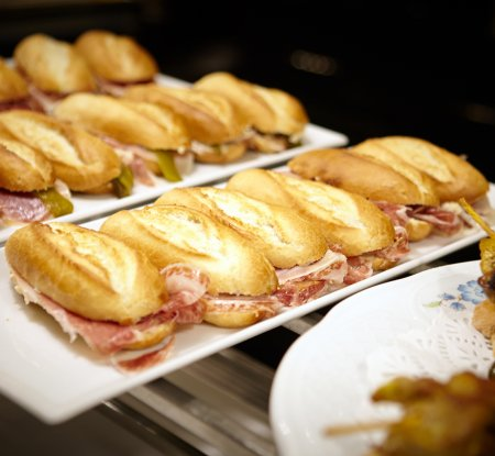 Monteverdi Restaurant - Basque & Traditional Cuisine Bilbao