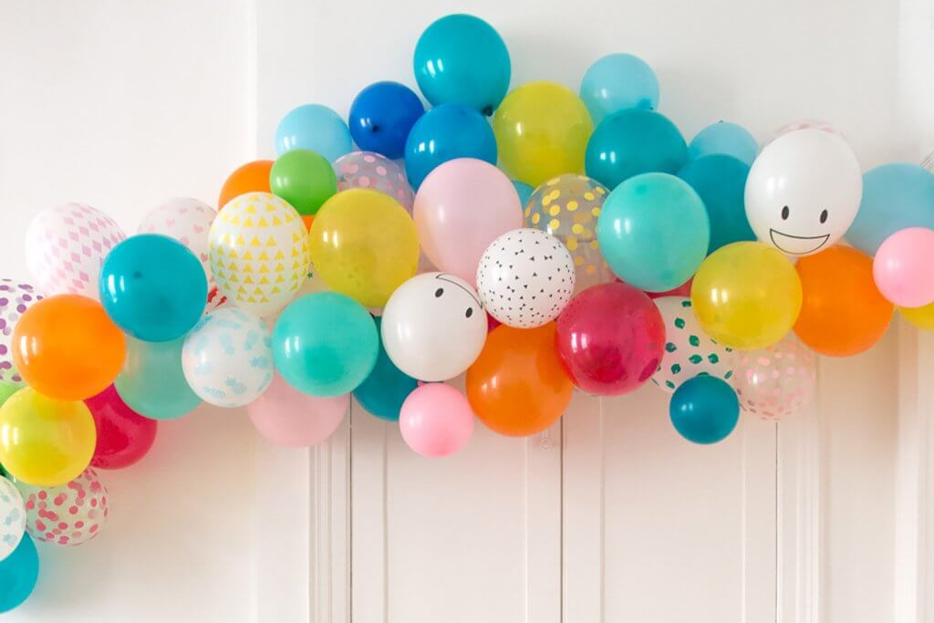 Globartist - Balloons decoration for events in Bilbao - Globartist Bilbao - Decoración con globos para eventos