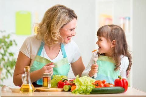 Curso de Alimentación Infantil en Ecorganic Bilbao