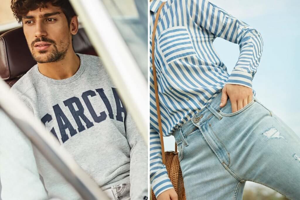 GARCÍA - The dutch fashion brand opens its first flagship store in Bilbao - GARCÍA tienda de moda para hombre, mujer y niño en Bilbao
