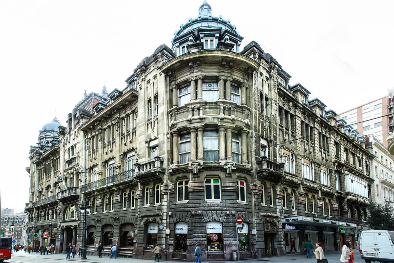 edificio sociedad bilbaína