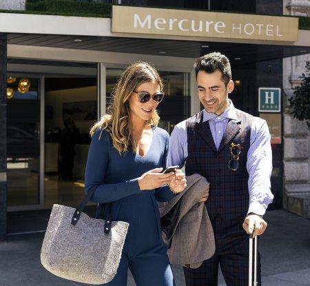 Mercure Bilbao Jardines de Albia - Bilbao Hotels Bilbao