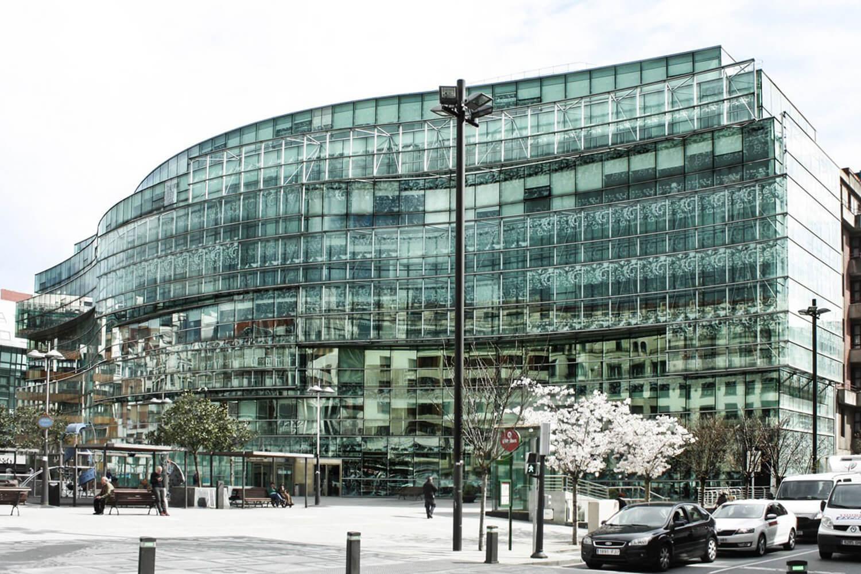 sede administrativa gobierno vasco