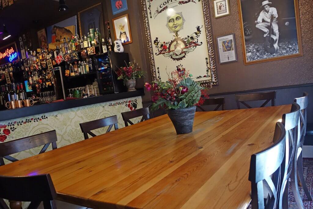 Coppola - pequeño y acogedor restaurante italiano en Bilbao - Restaurante italiano Coppola Bilbao