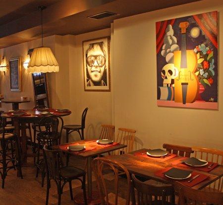 Coppola (non stop kitchen) - International Cuisine Bilbao
