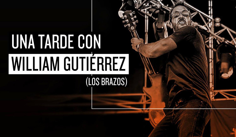 William Gutierrez de Los Brazos en Konpartitu