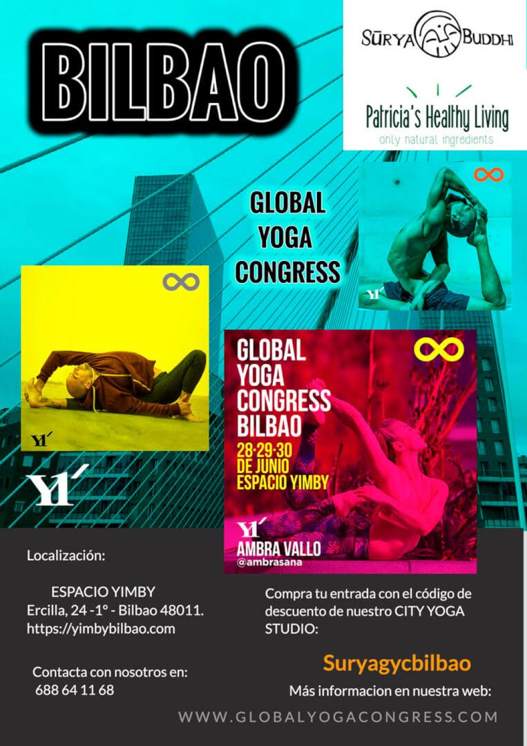 Global Yoga Congress Bilbao