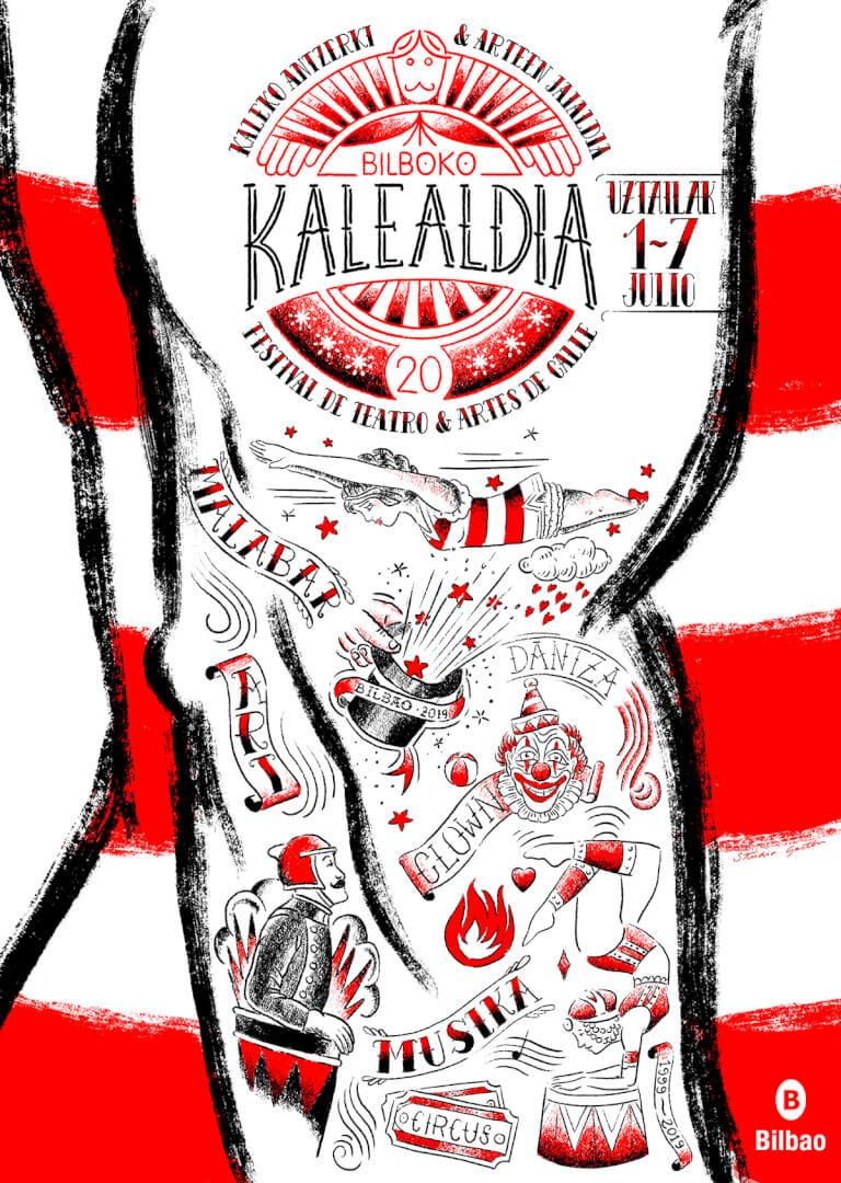 Bilboko Kalealdia 2019