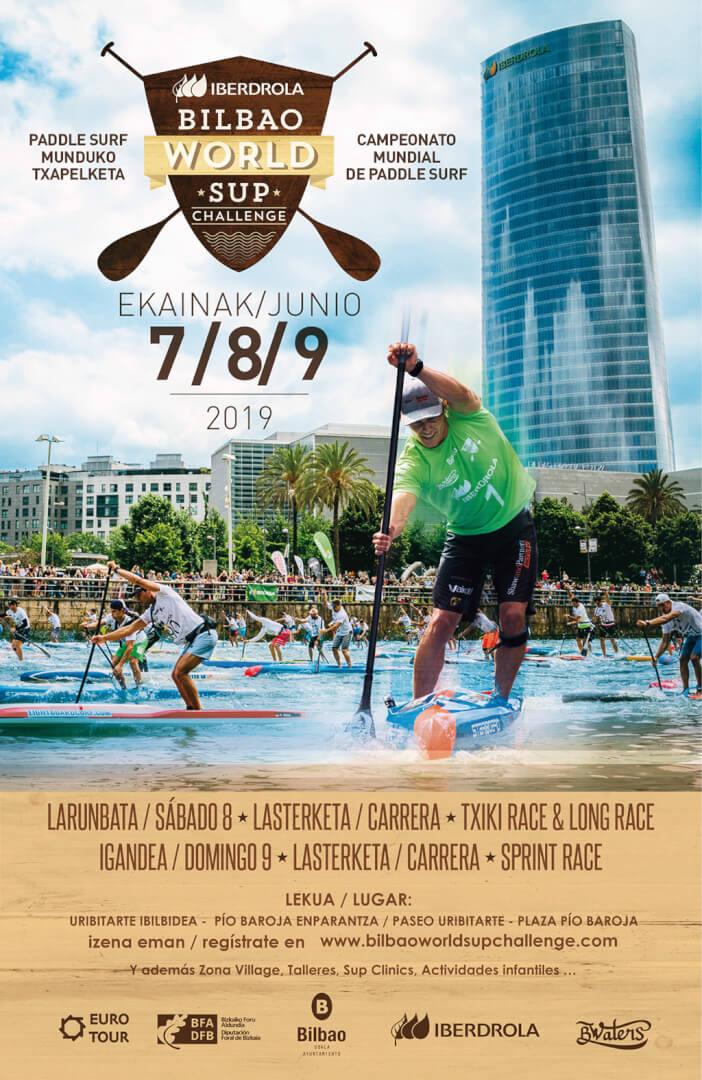 IBERDROLA BILBAO WORLD SUP CHALLENGE 2019