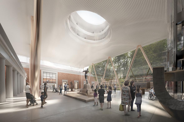 Ampliación y reforma del Museo de Bellas Artes de Bilbao