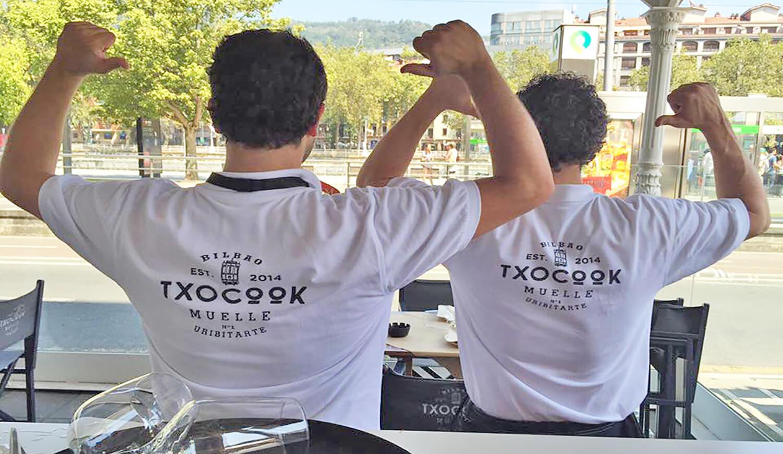 Txocook Aste Nagusia 2019
