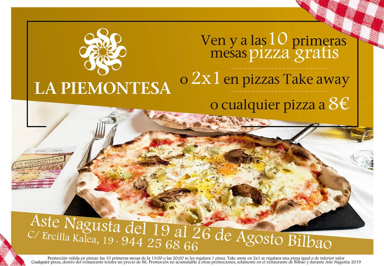 Piemontesa Bilbao Aste Nagusia 2019