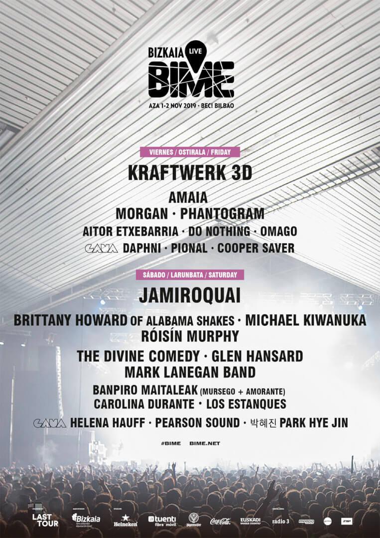 BIME LIVE 2019