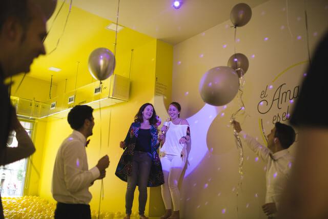 Txokolate. Espacio para celebrar cumpleaños y fiestas infantiles en Bilbao.