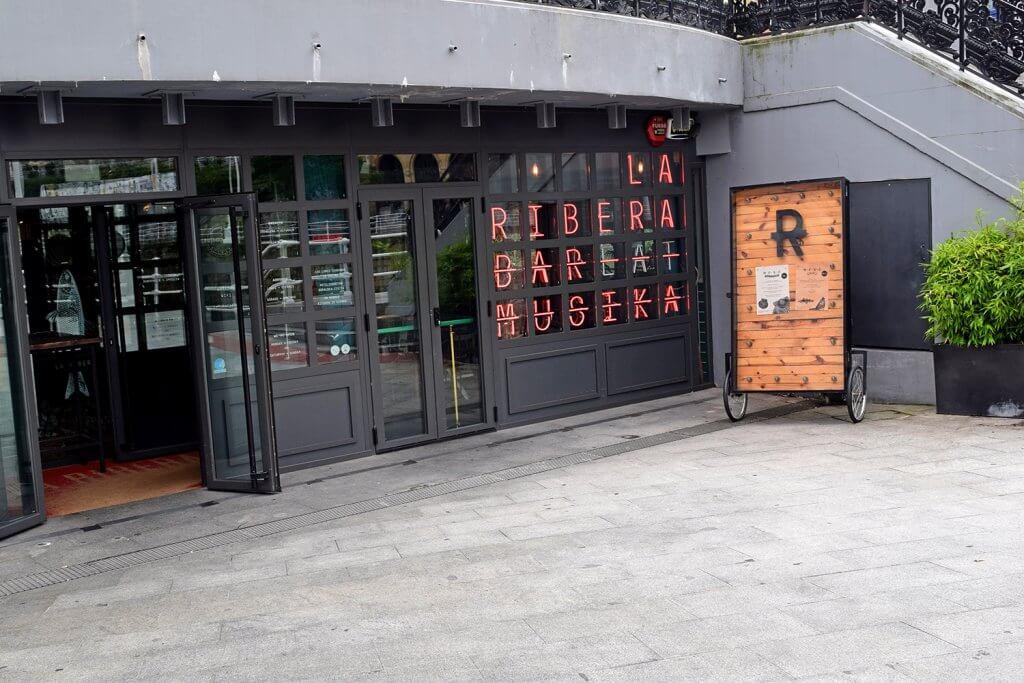 La Ribera - Gastronomy, music and culture, in the historic market of La ribera. Bilbao - La Ribera Bilbao