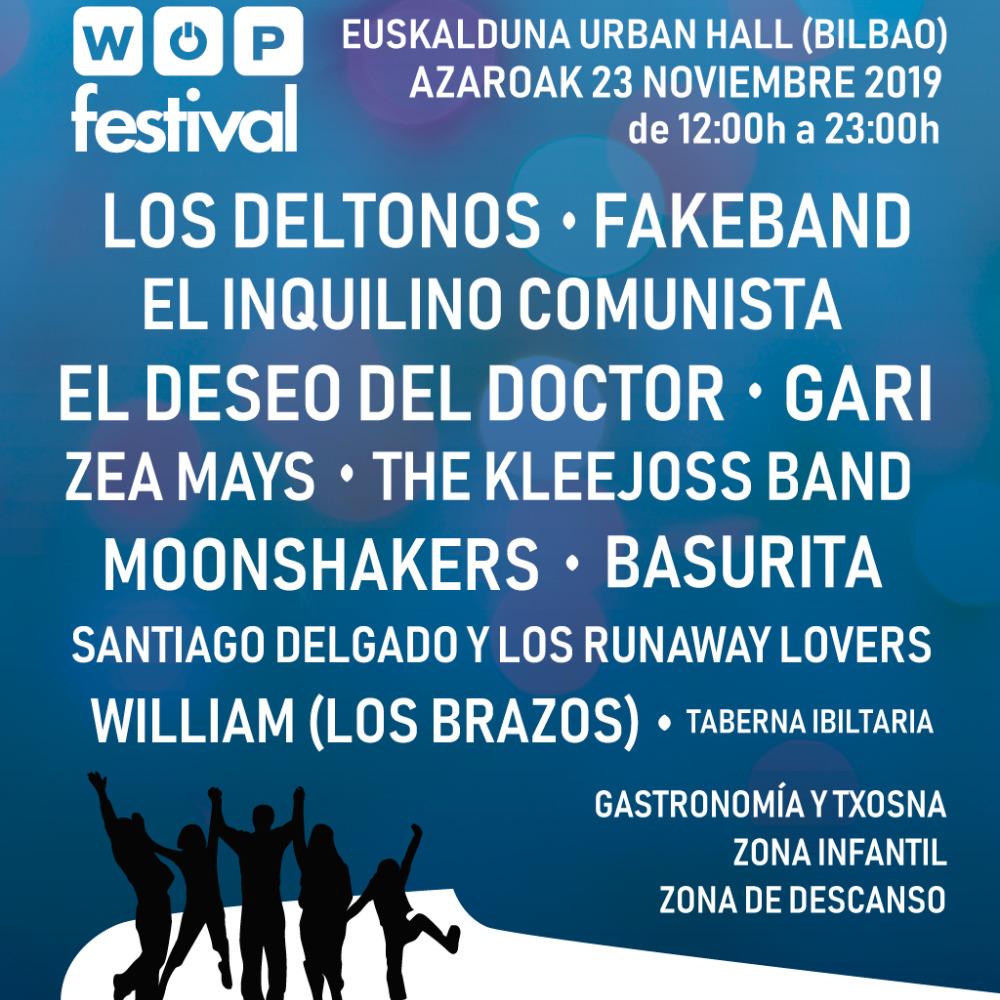 WOP Festival presentaciones