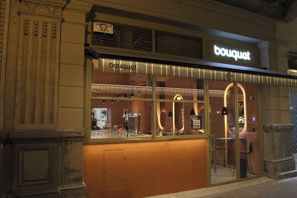 Bouquet Bilbao - Wines and more - Local products in Bilbao - Bouquet Bilbao, vinos y más