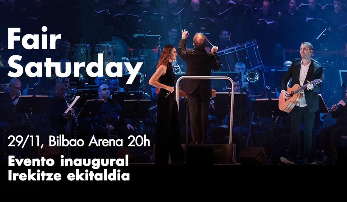 Fair Saturday Bilbao 2019 programa