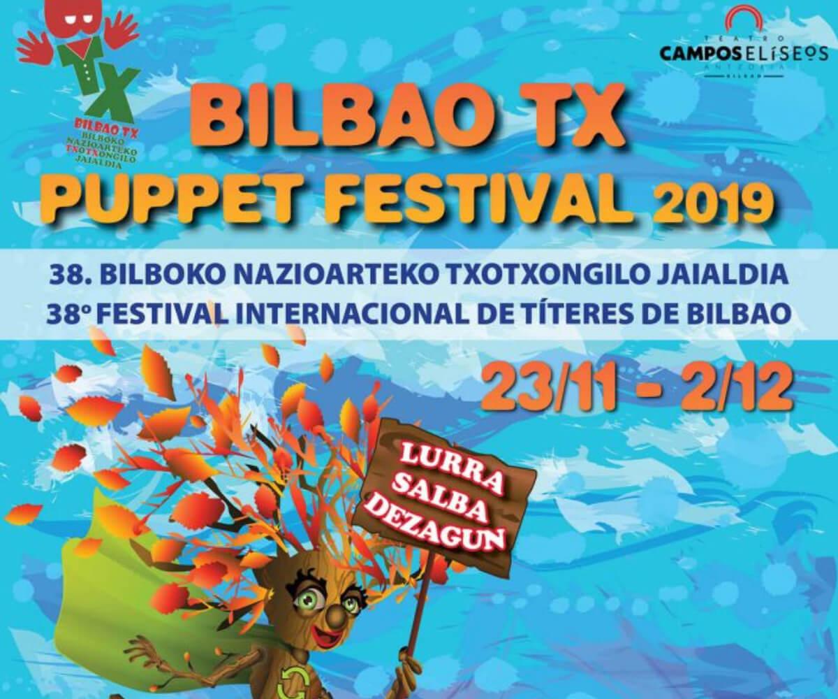 38º Festival Internacional de Títeres de Bilbao