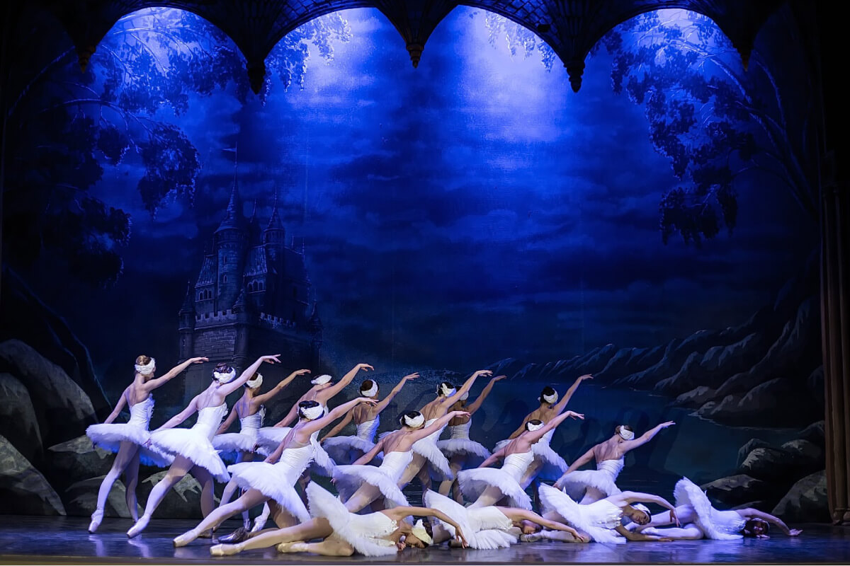 Moscow State Ballet llega a Bilbao