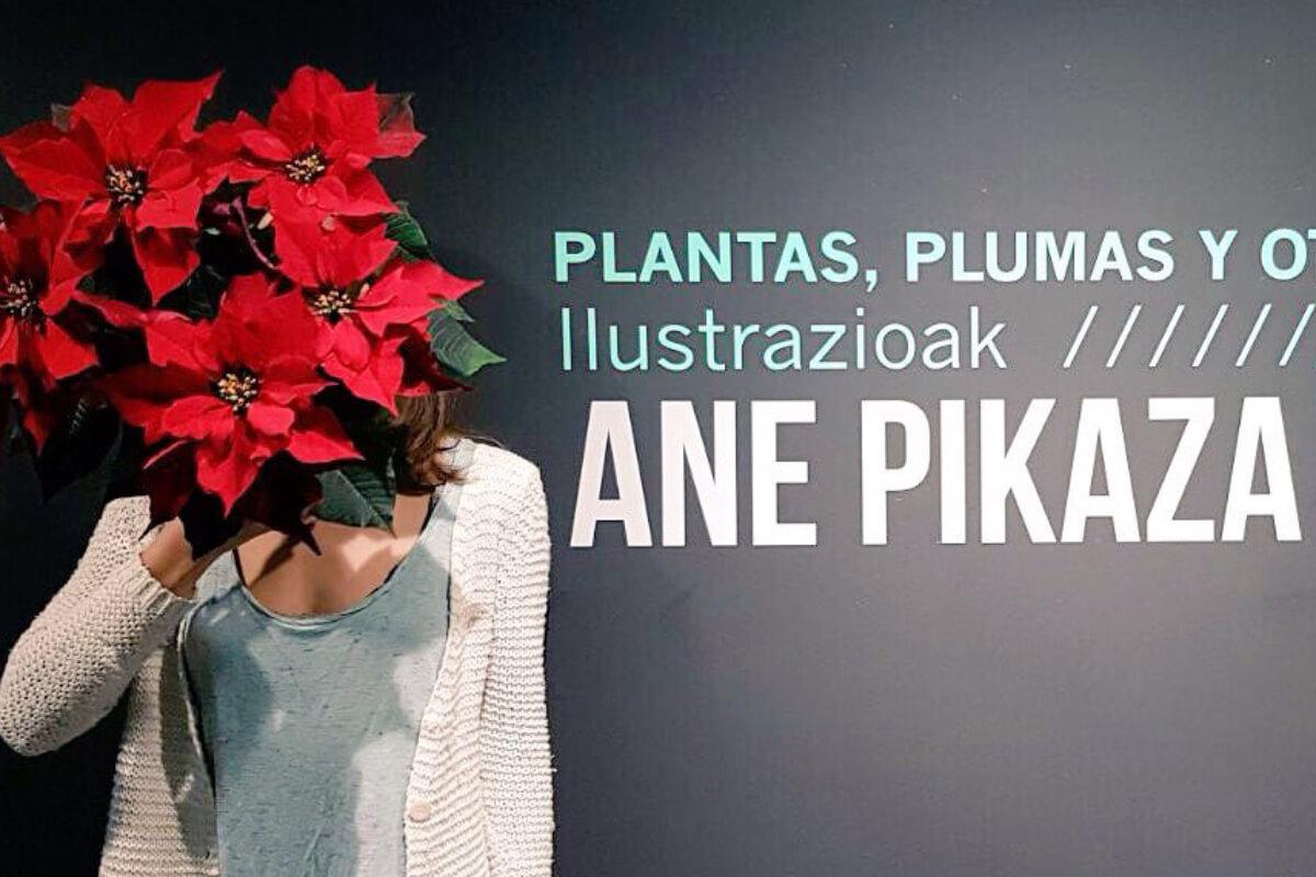 Ane Pikaza, obras, exposiciones