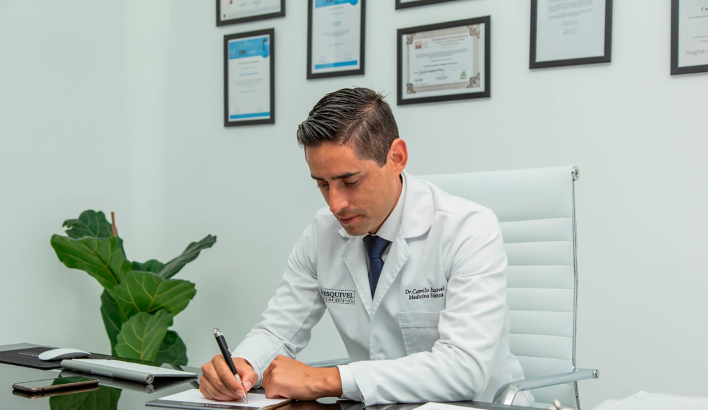 Doctor Camilo Esquivel