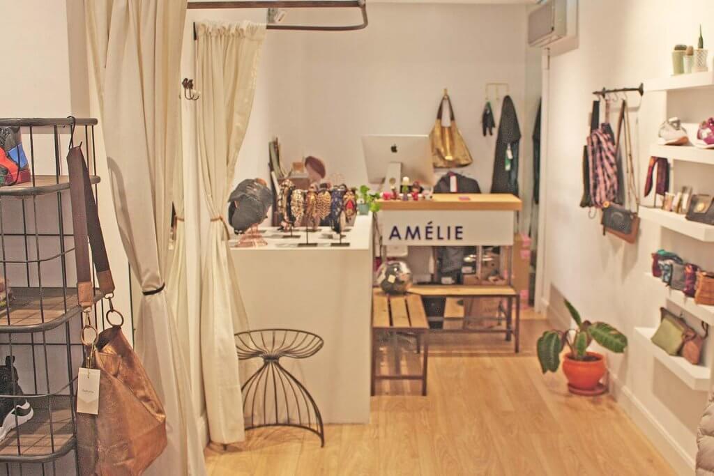 Amelie - Una tiendita de zapatos, bolsos, ropa... Todo bien confeccionado Bilbao - Amelie Bilbao