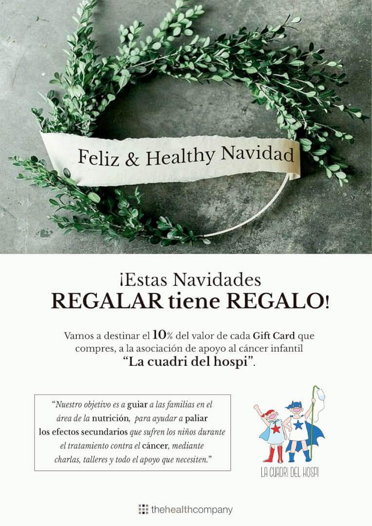 Campaña Navidad The Health Company