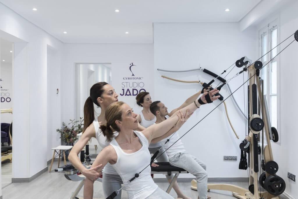 Gyrotonic® Studio Jado Bilbao