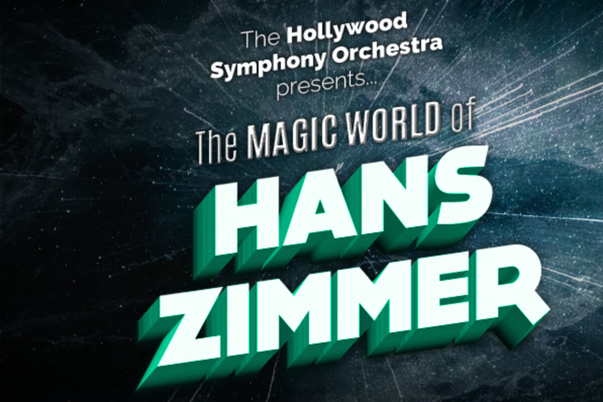 Hollywood Symphony Orchestra presenta The Magic World of Hans Zimmer