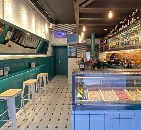 PERITA, el bar de las gambas - Cocina Urbana Bilbao