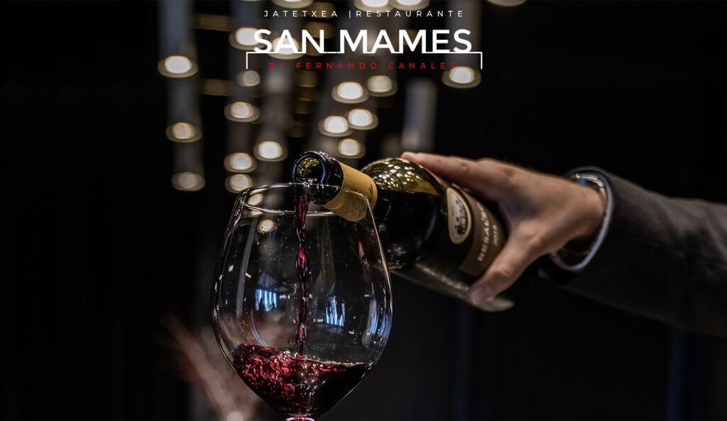 San Mames Jatetxea by Fernando Canales Bilbao