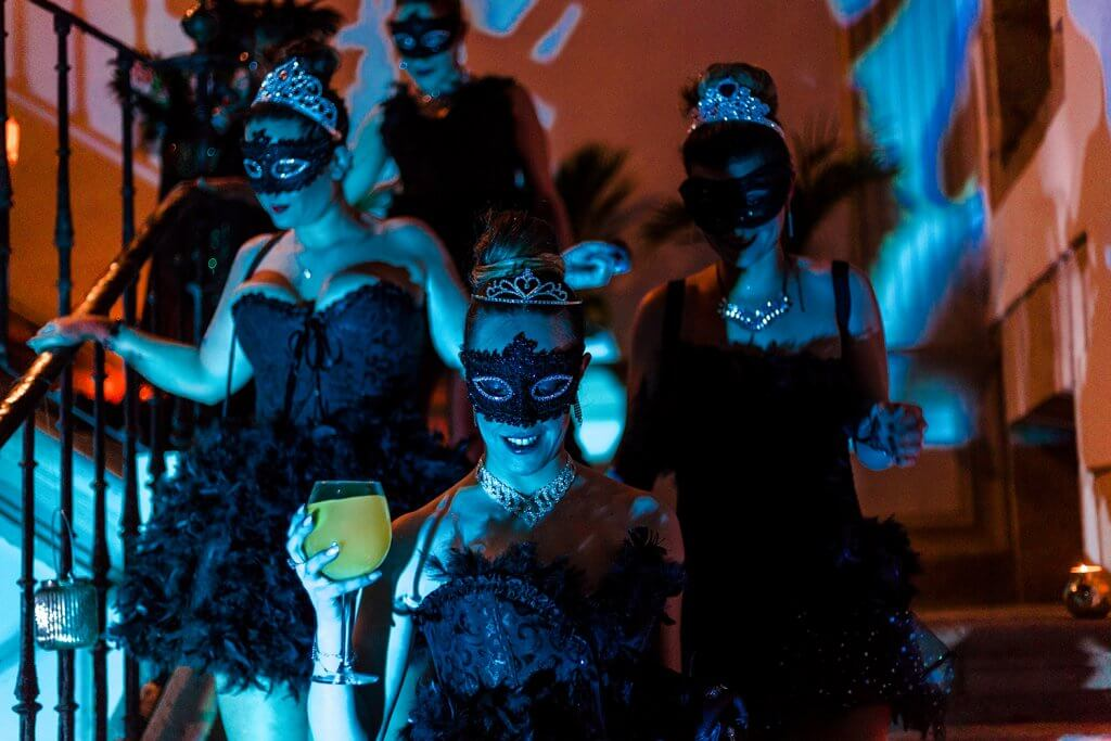 Fiesta de Carnaval en Mi Castillo de Arena