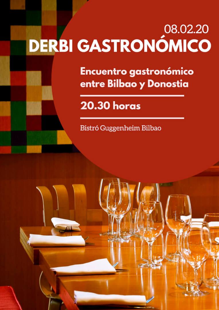Derbi Gastronómico