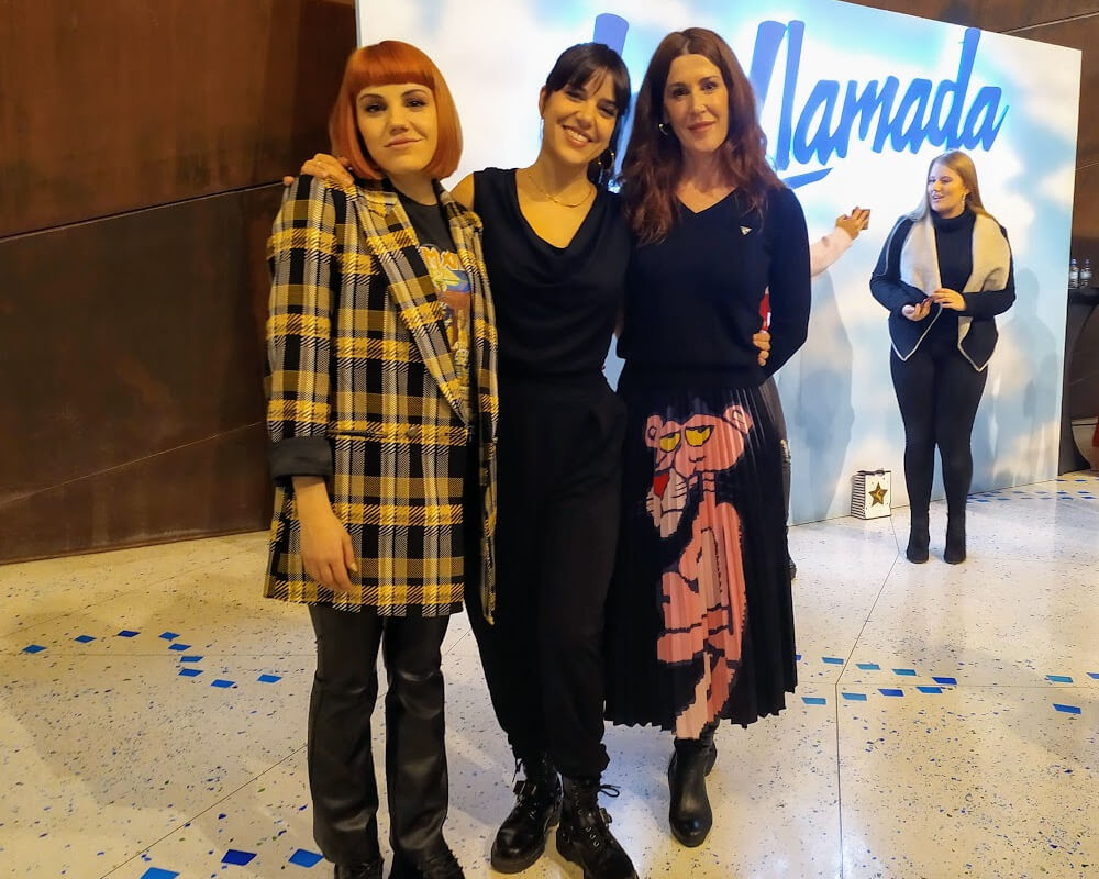 Angy, Mar Abascal y Roko
