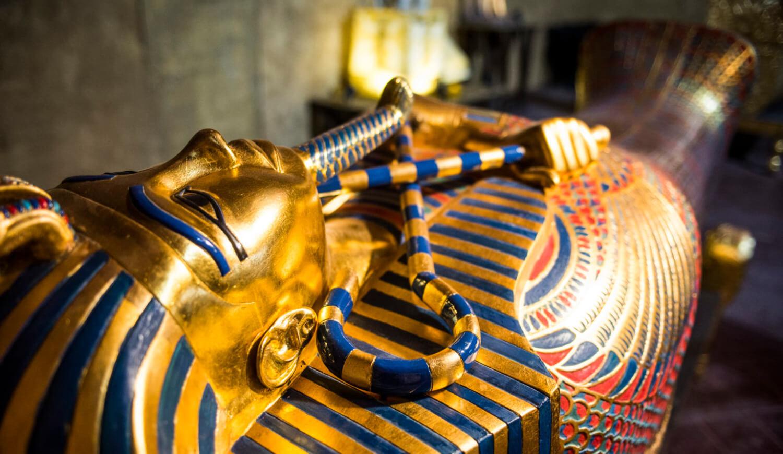 Egipto, La exposición