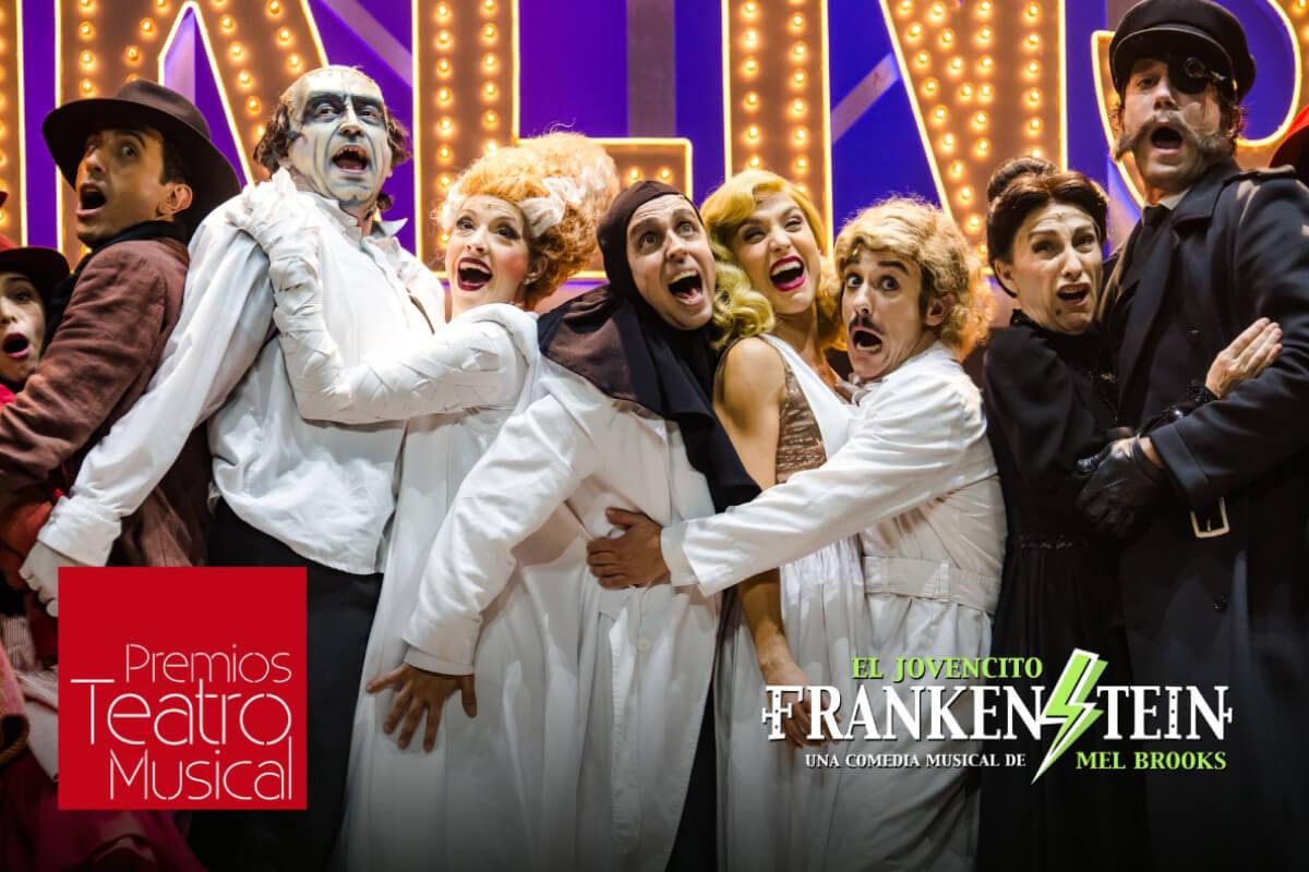 Musical El Jovencito Frankenstein
