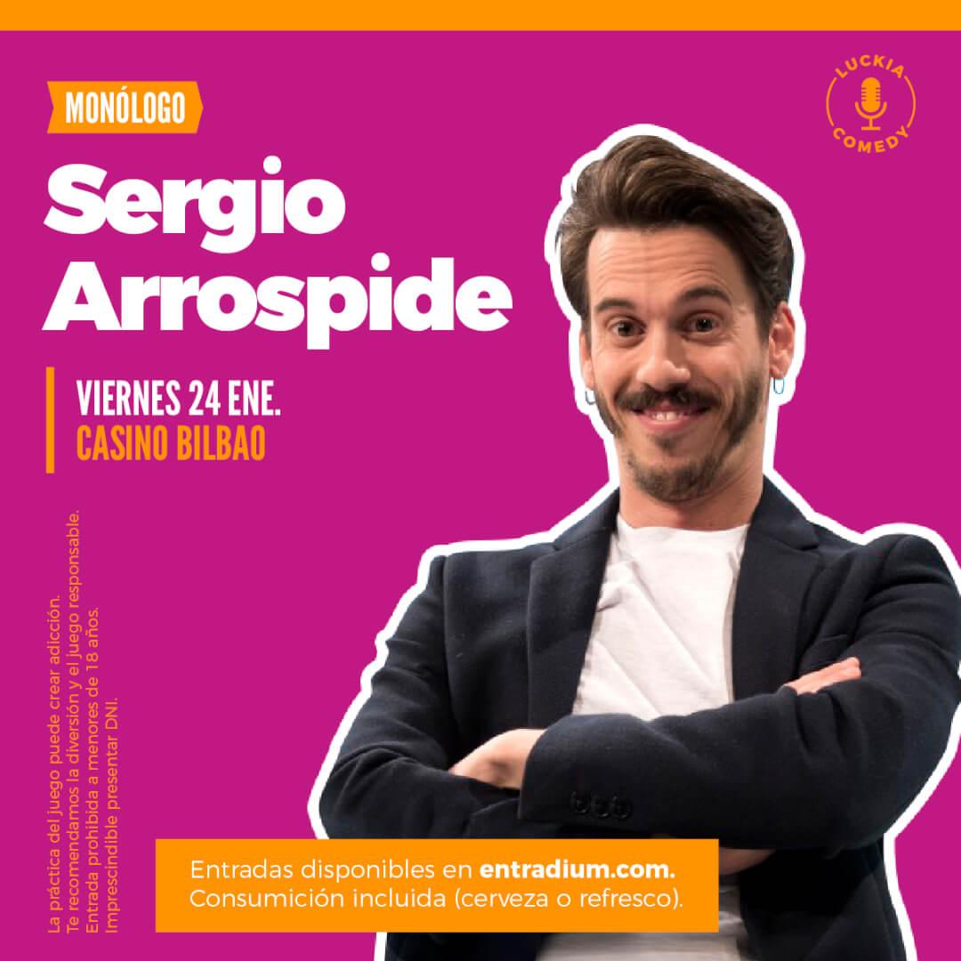 Sergio Arrospide