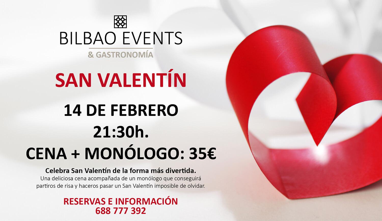 San Valentín Bilbao Events