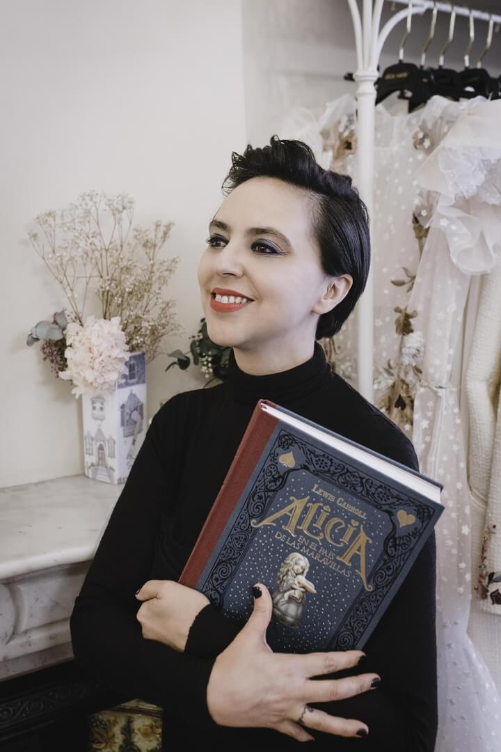 Alicia Rueda entrevista Very Bilbao