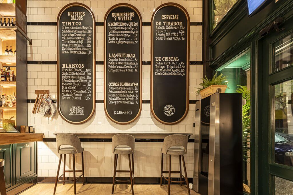 Karmelo restaurant - Signature cuisine and tradition in Bilbao - Karmelo Restaurante Bilbao