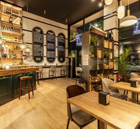 Karmelo Restaurante - Cocina Urbana Bilbao